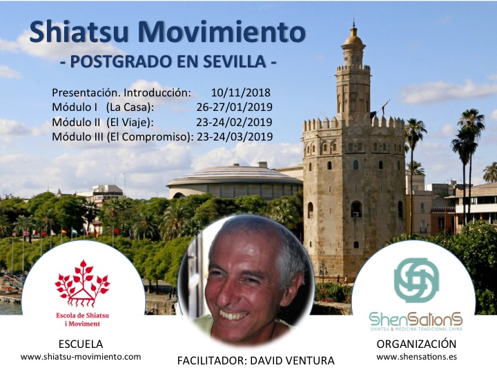 Postgrado SHIATSU MOVIMIENTO